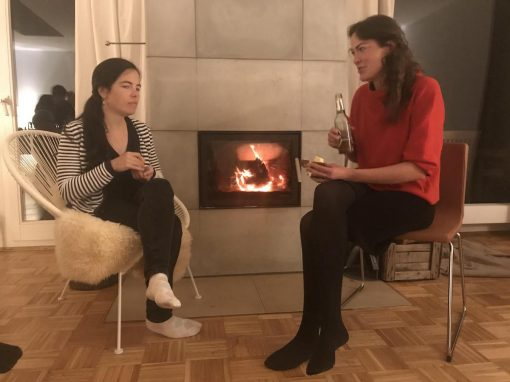 """Kaminabend  """"Pflanzen statt Erdöl?!"""" – ein Gespräch mit Katharina Spethmann von INOCAS"""