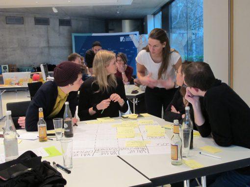 Workshop mit der Konrad-Adenauer Stiftung